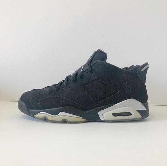 best website 96b2a 03566 Sz. 12 Nike Air Jordan Retro 6 VI Low 304401 003